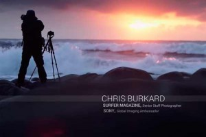 Surfing the Ends of the Earth, con Chris Burkard