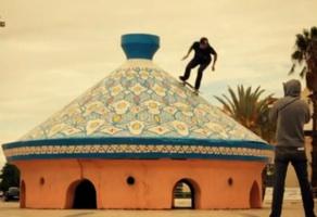 Morocco Vans